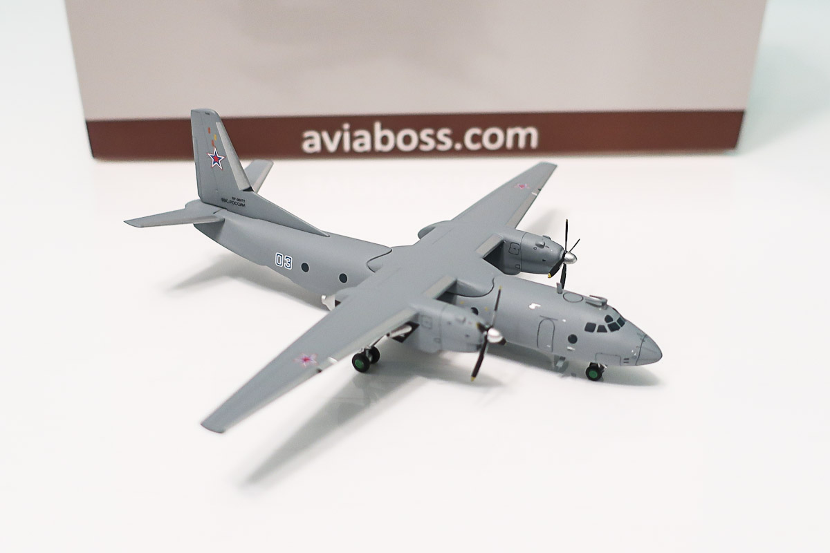 Antonov An-26 scale model, AviaBoss A2023.